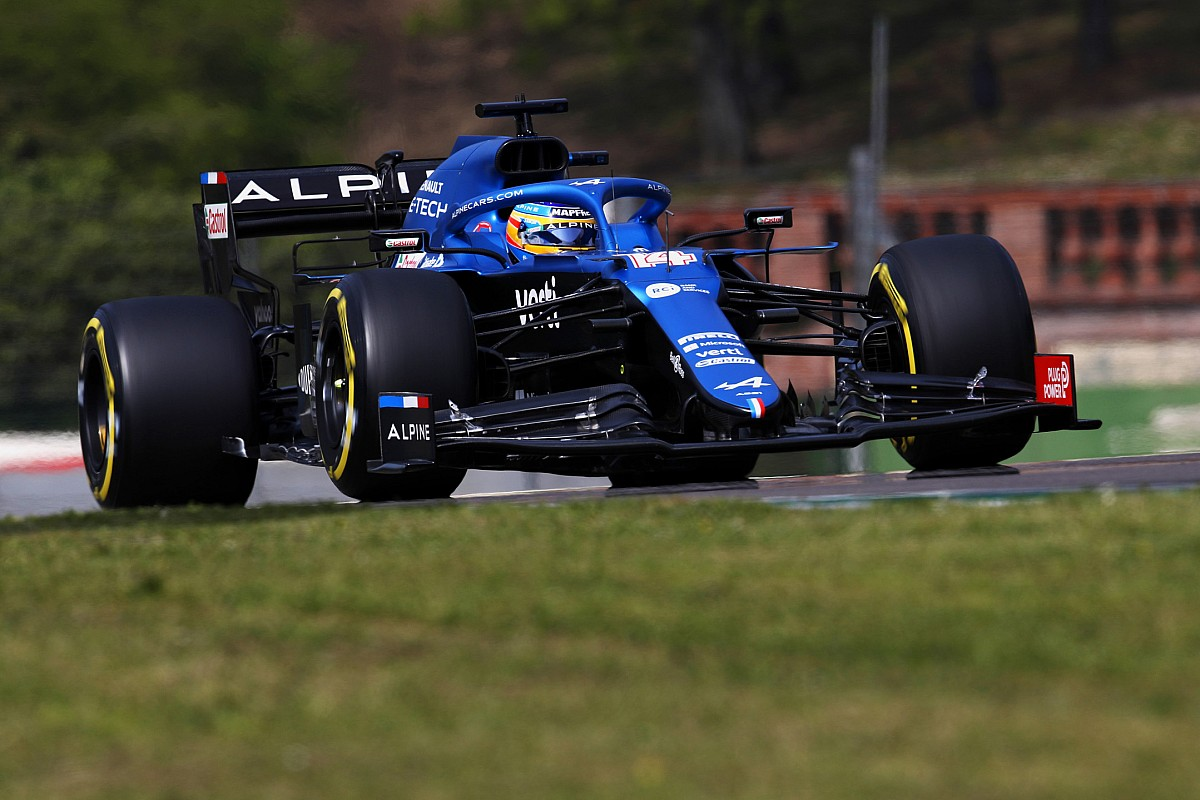 Alonso: Lack of belief in Alpine F1 automobile expensive at old-school Imola - Motor Informed