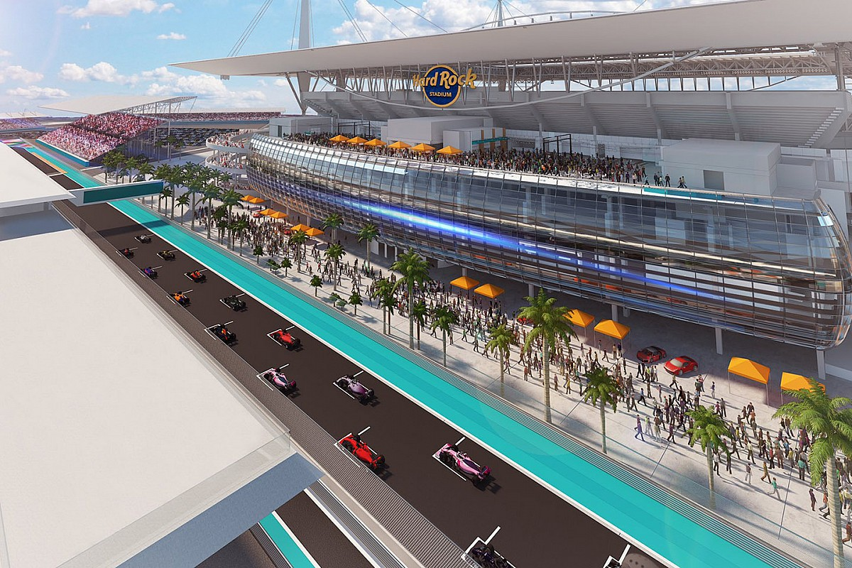 Renewed Miami GP F1 bid faces essential metropolis council vote - Motor Informed