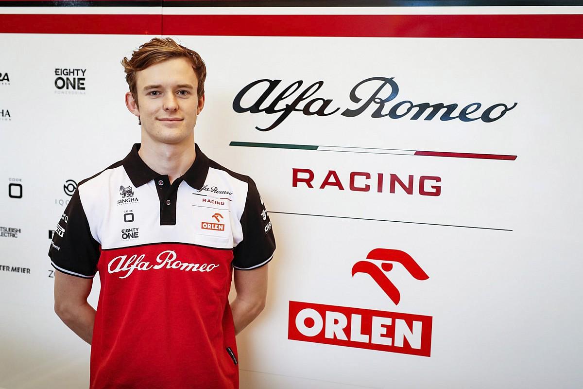 Ilott to participate in Portimao FP1 as Alfa Romeo F1 reserve - Motor Informed