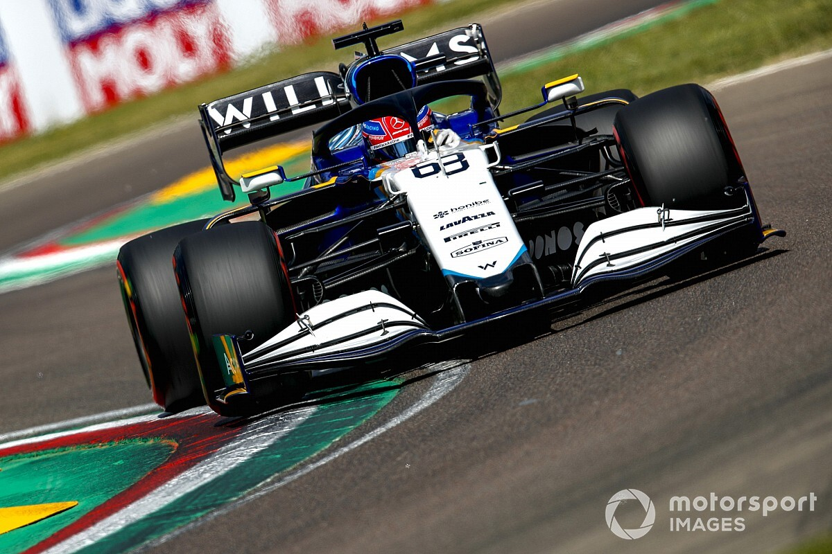 "Russell explains ""Pastor Maldonado second"" in Imola F1 qualifying - Motor Informed"