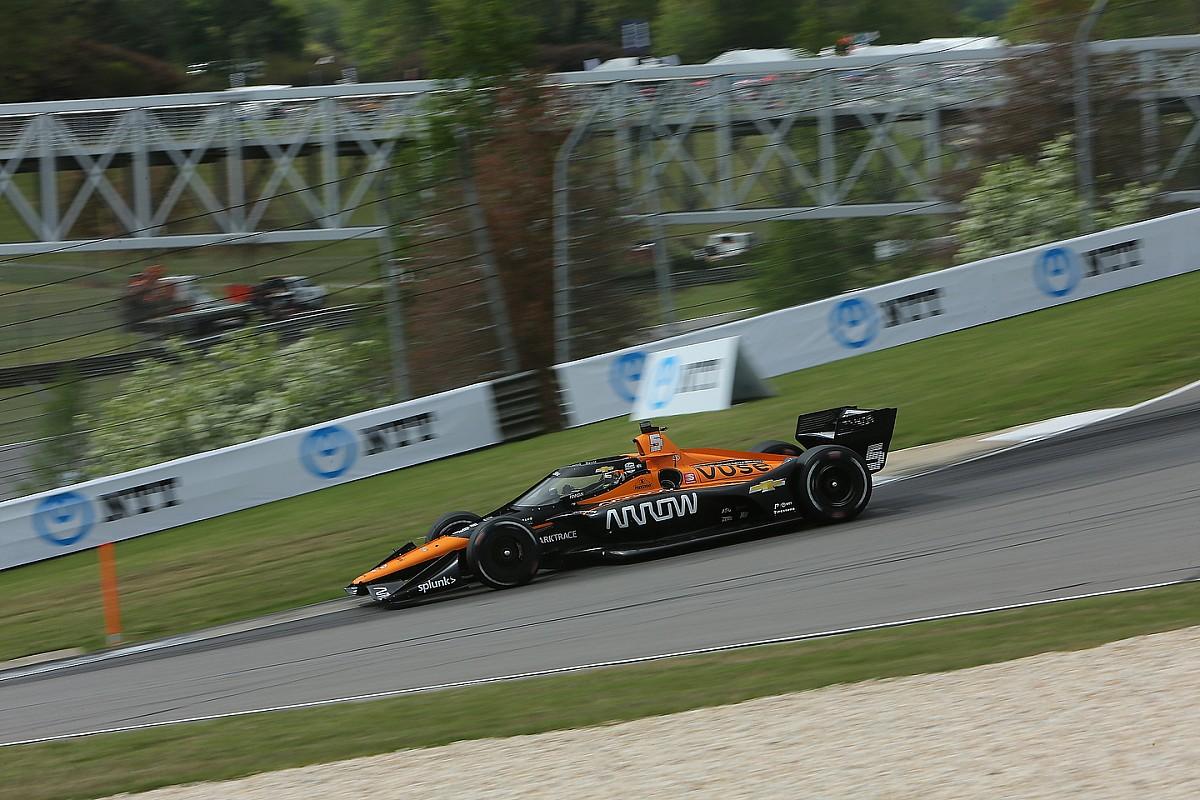Barber IndyCar: O'Ward sees off Rossi to safe pole place - Motor Informed