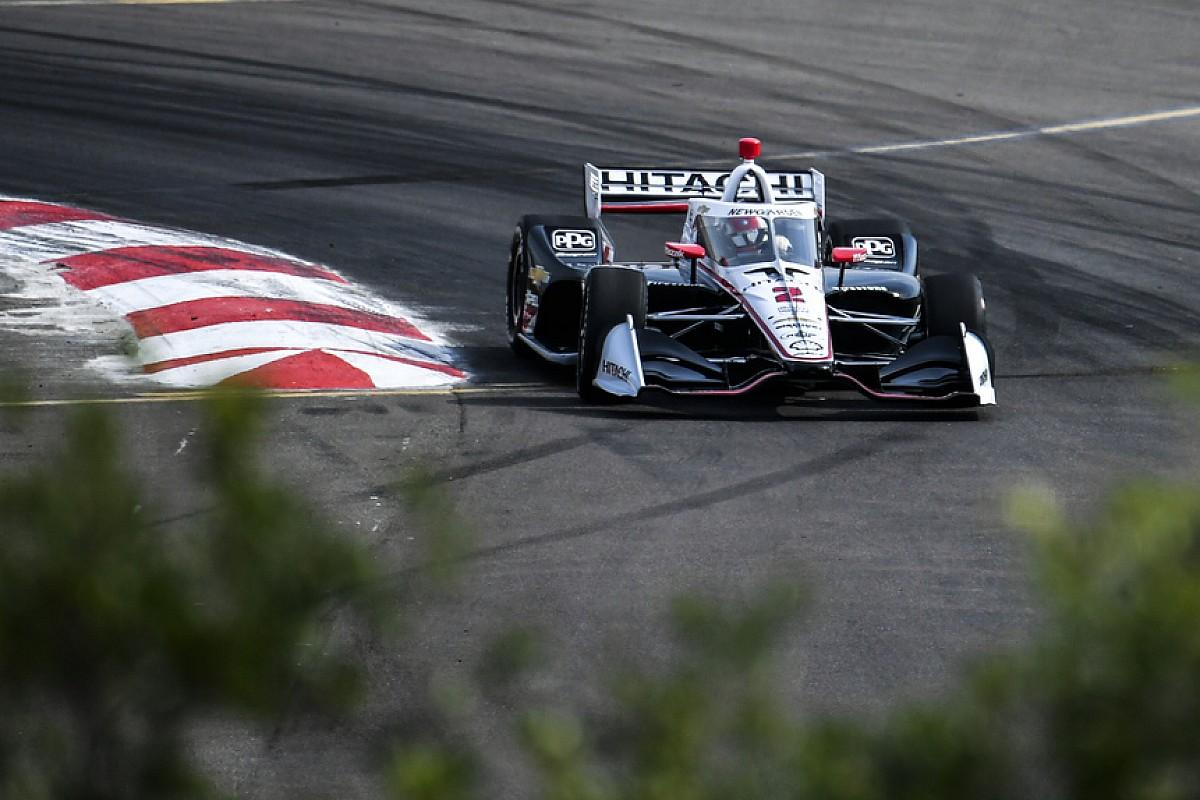 St. Petersburg IndyCar: Newgarden heads Penske team-mate Energy - Motor Informed