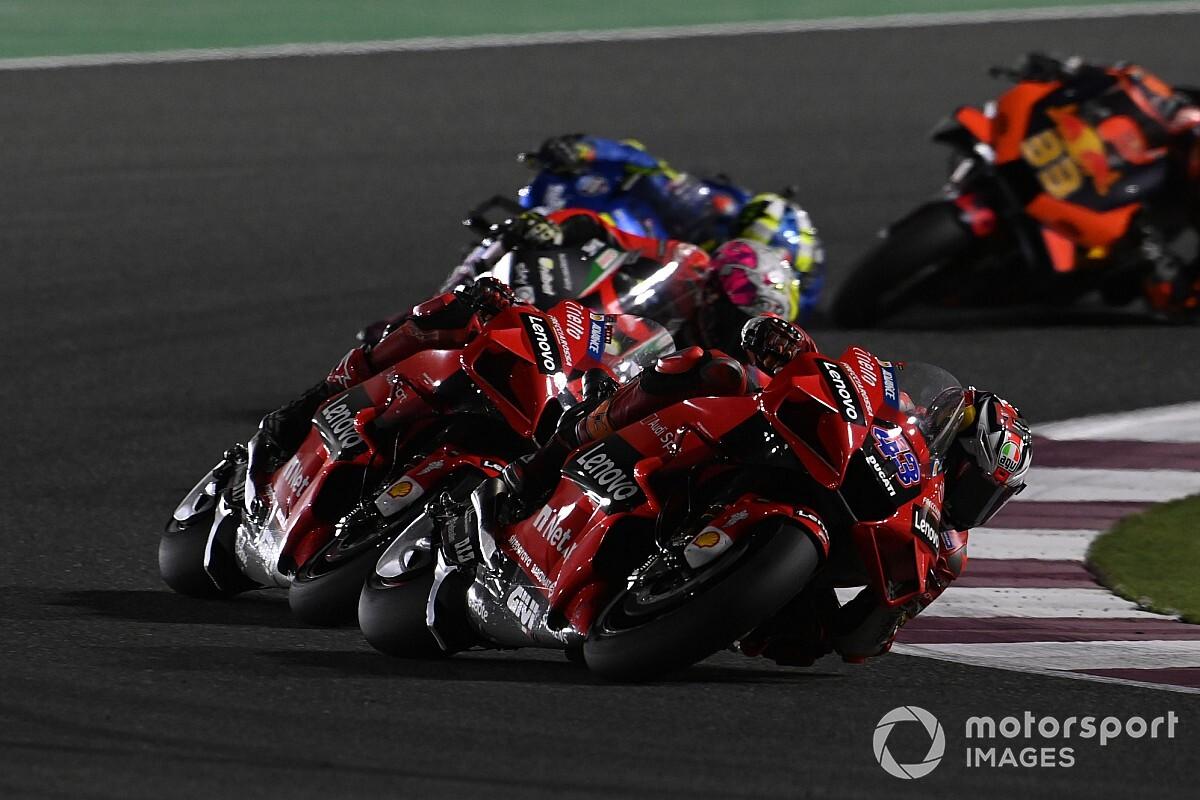Ducati not fearful by missed Qatar MotoGP wins - Motor Informed