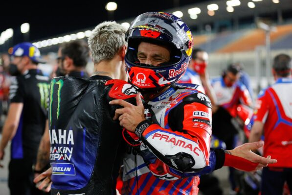 """""""Phenomenal, probably the greatest moments of my profession"""" - GP Inside - Motor Informed"""