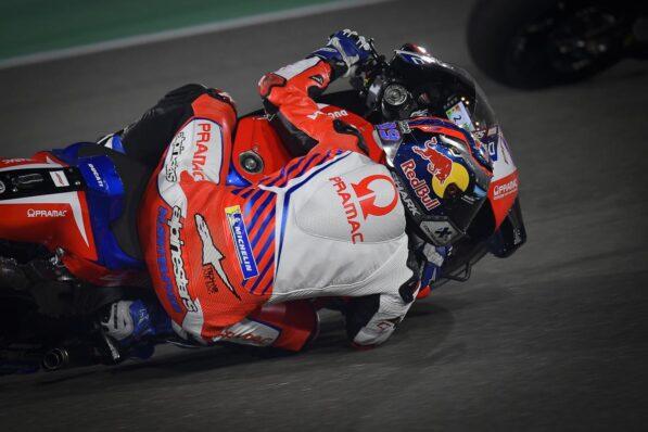 Jorge Martin's first information - GP Inside - Motor Informed