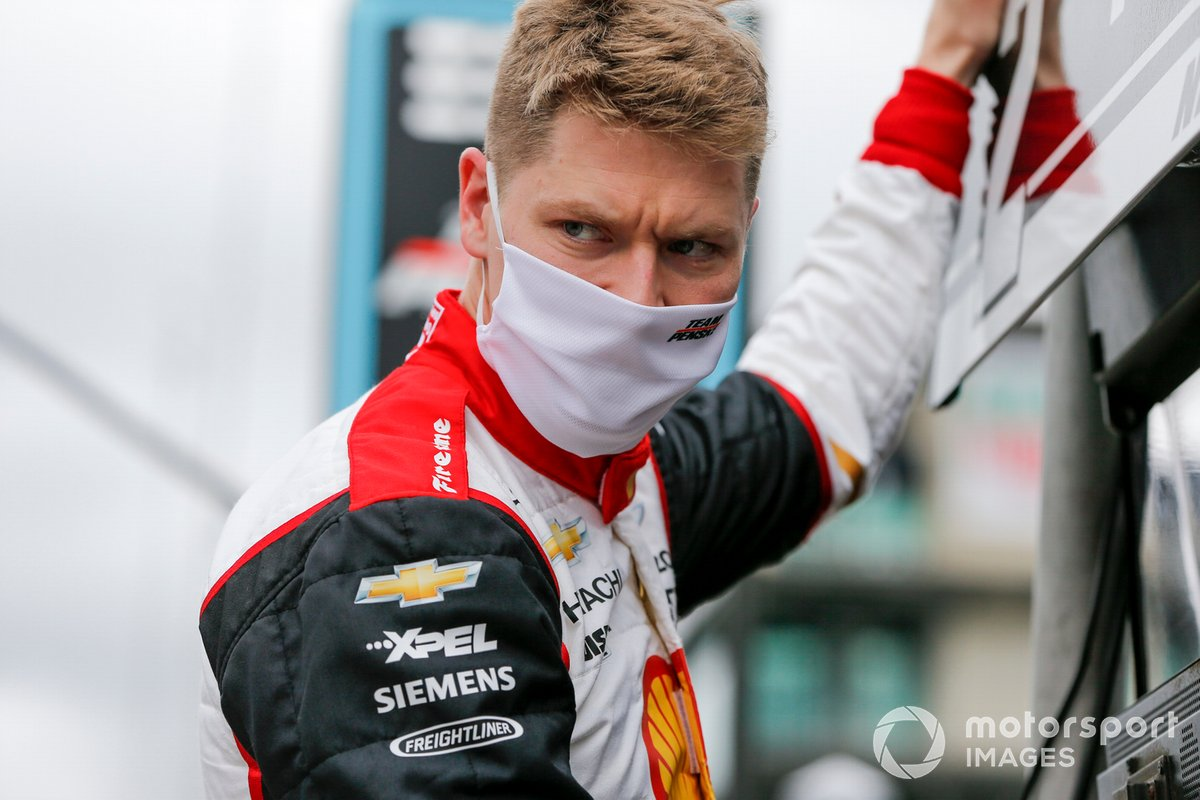 """Newgarden: Chevrolet """"positively made enhancements"""" for Indy - Motor Informed"""