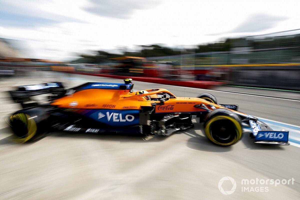 "Ferrari's Imola apply tempo ""not a shock"" to Norris - Motor Informed"