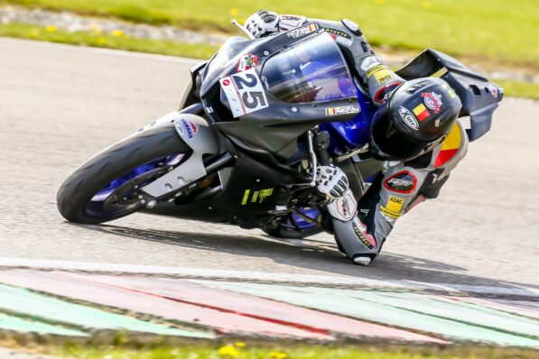 Lorenz Luciano takes on the Northern Expertise Cup - GP Inside - Motor Informed