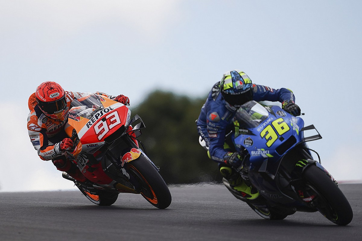 Mir compelled into onerous overtake on Marquez in Portugal MotoGP - Motor Informed
