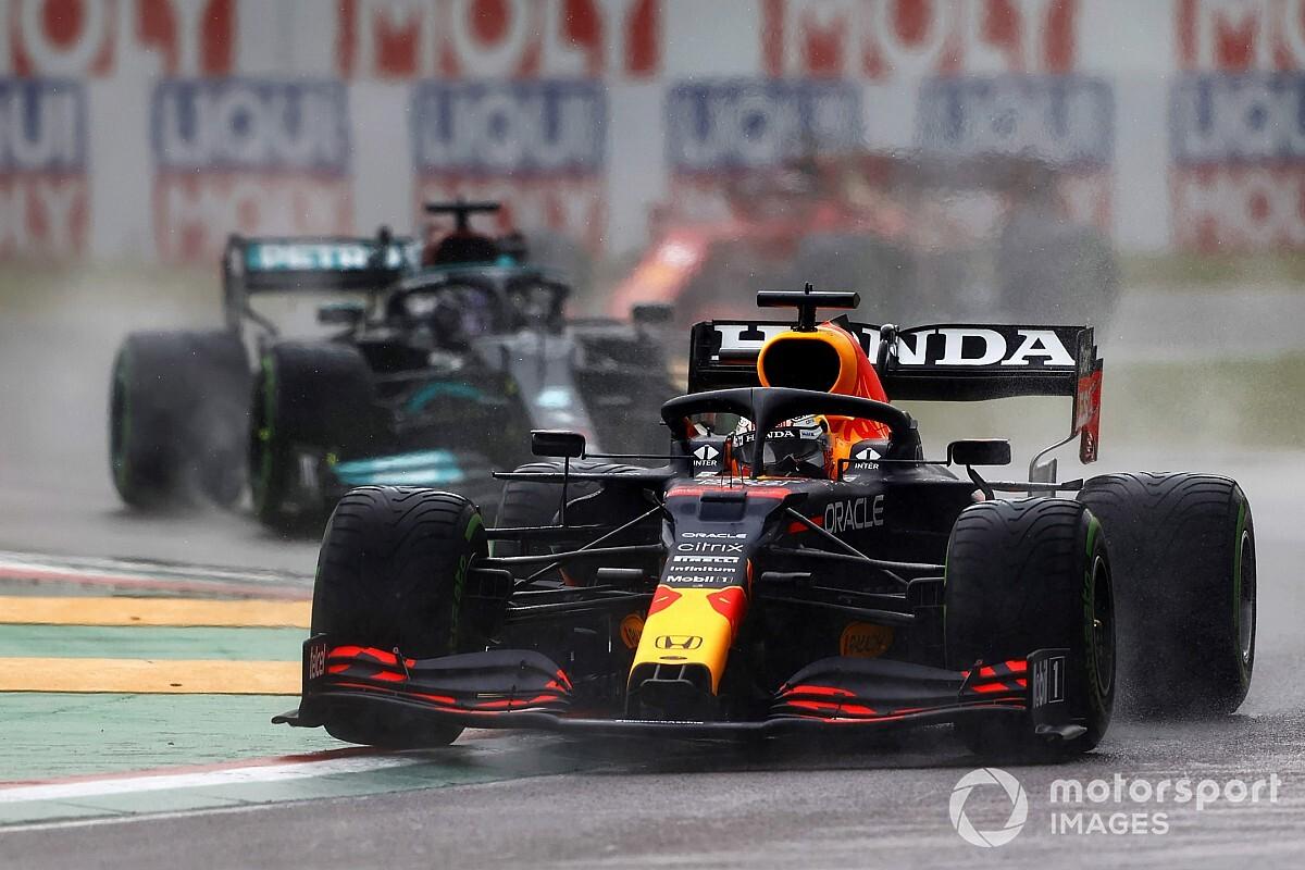 Verstappen stunned how good moist begin was at Imola - Motor Informed