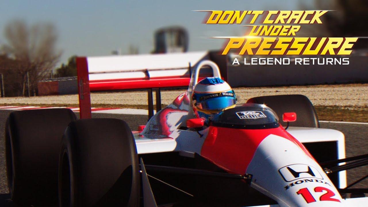 Don't Crack Under Pressure – A Legend Returns [Full Film] - Motor Informed