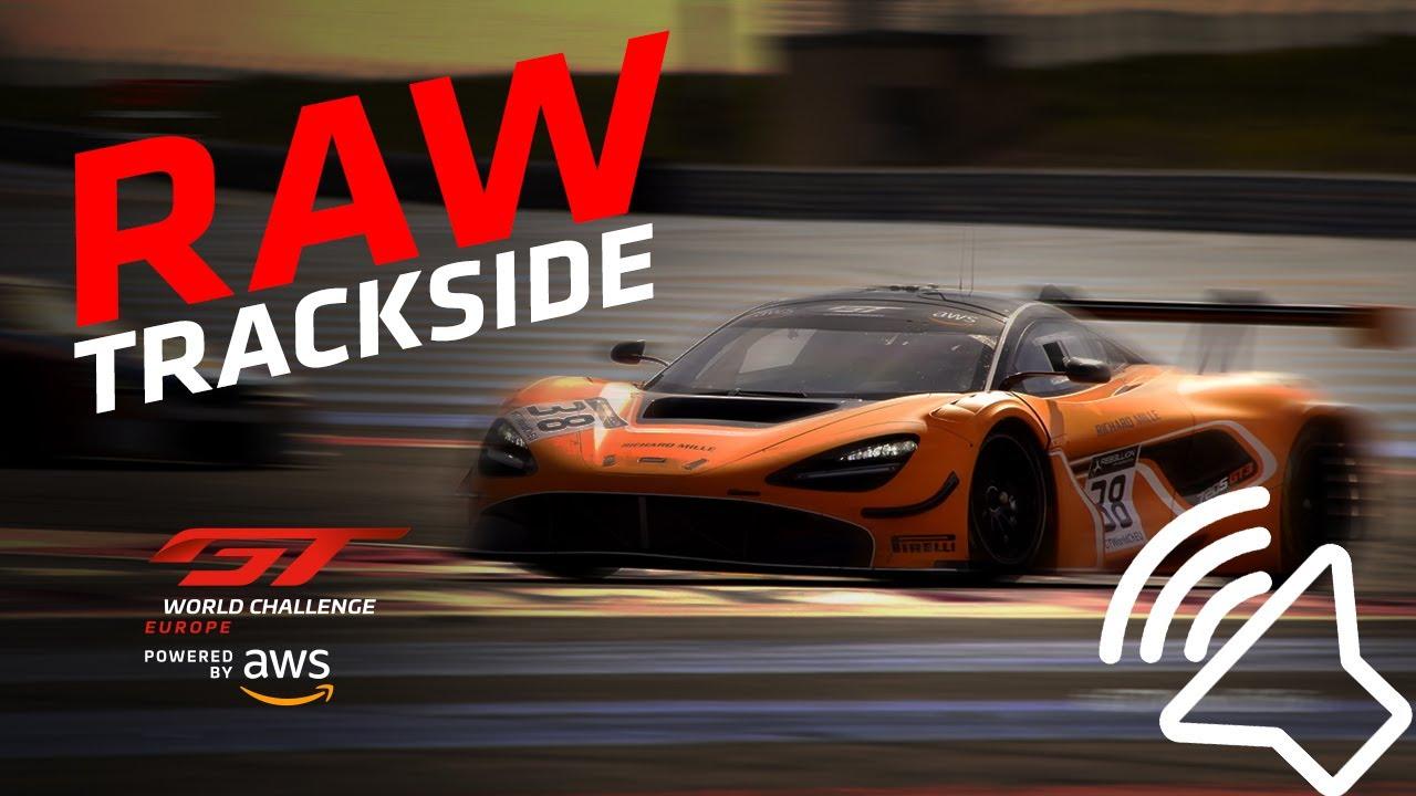 RAW 4K GT3 TRACKSIDE FOOTAGE - Circuit Paul Ricard (no music) - Motor Informed