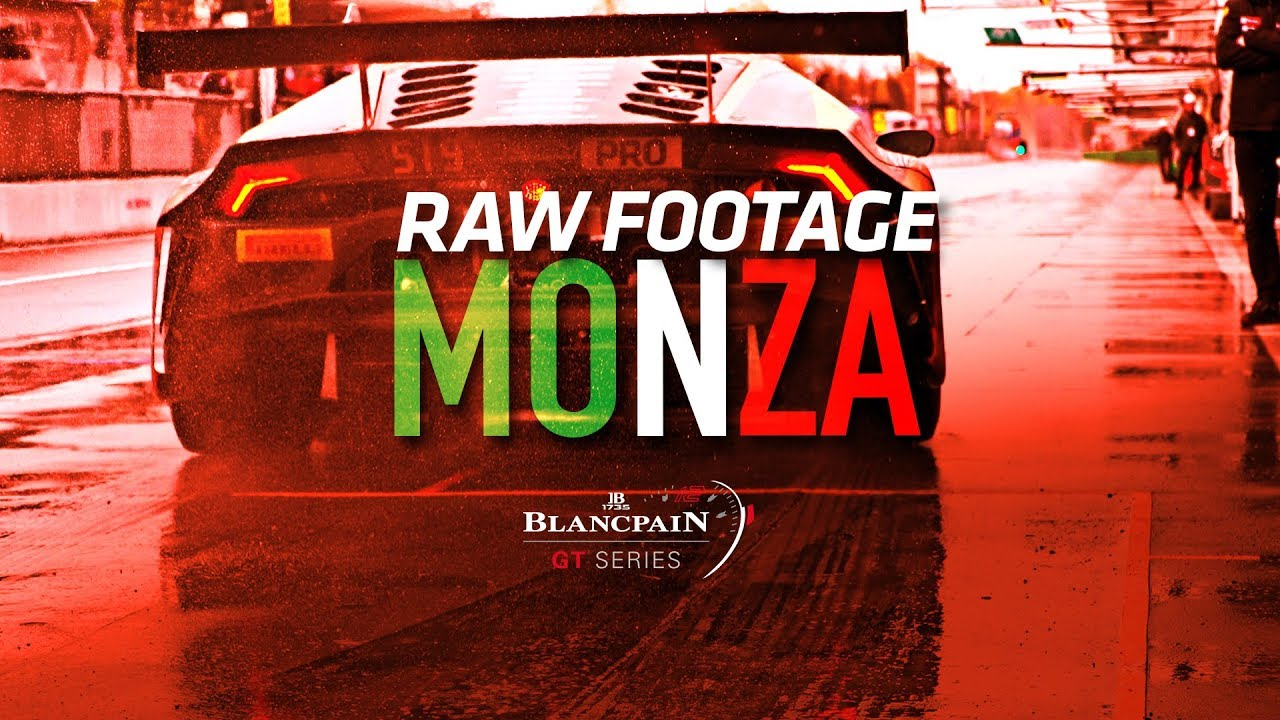 NO MUSIC / JUST CAR SOUND - RAW MONZA - Motor Informed