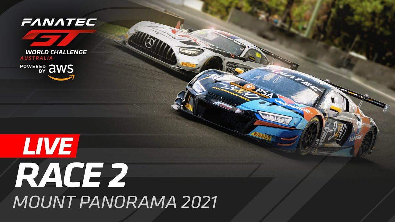 WE'RE LIVE FROM BATHURST AUSTRALIA - RACE 2 - FANATEC GT WORLD CHALLENGE AUSTRALIA 2021 - Motor Informed