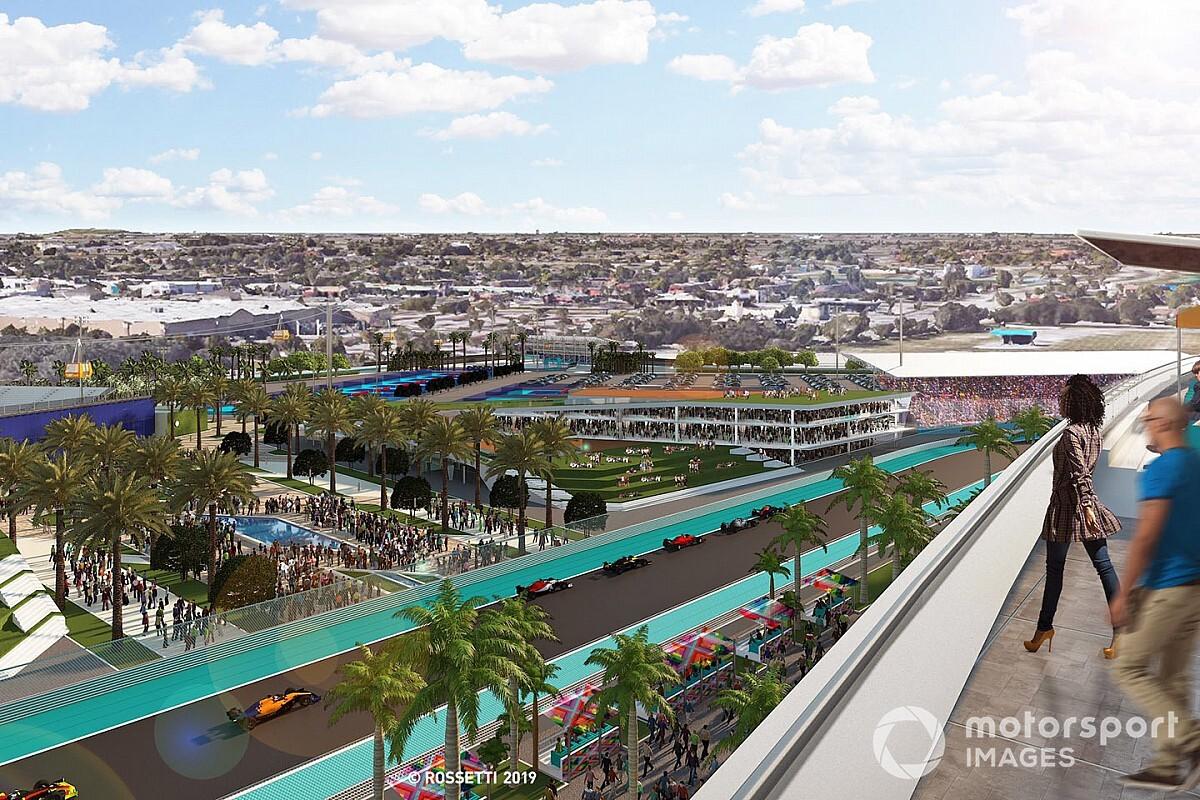 F1 Miami GP decision passes vote regardless of native resident opposition - Motor Informed