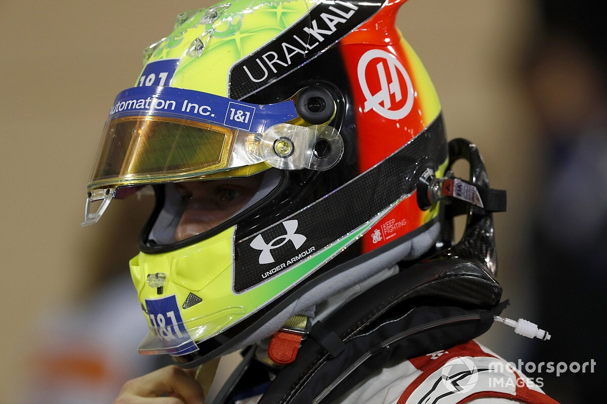 Schumacher: Bahrain F1 chilly tyre error will stick with me for some time - Motor Informed