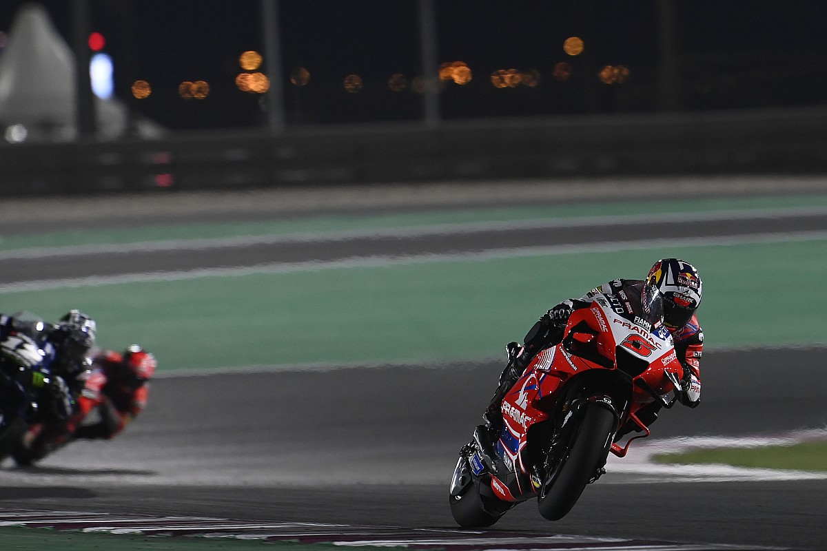 """Ducati: """"Gamble"""" Zarco proving to be rider """"we thought he was"""" - Motor Informed"""