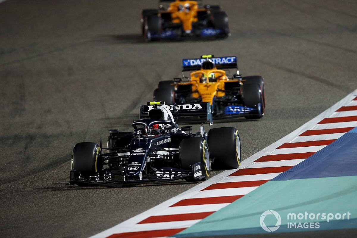 "Gasly: AlphaTauri can struggle McLaren and Ferrari ""on all tracks"" in F1 - Motor Informed"
