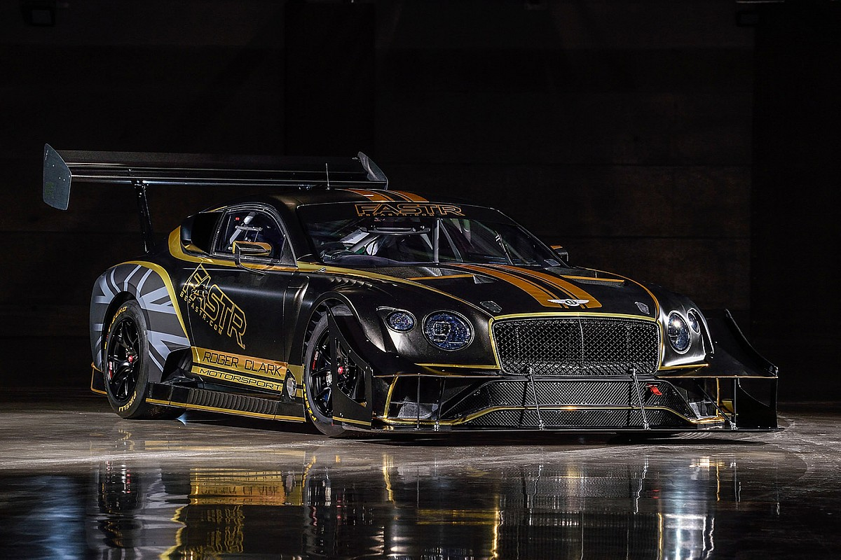 Bentley to contest Pikes Peak with excessive Continental GT3 - Motor Informed