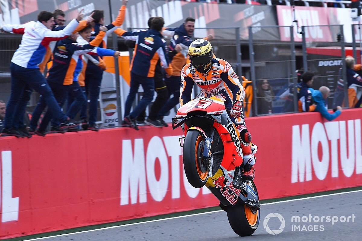 Marquez again after Honda's worst begin to the season - Motor Informed