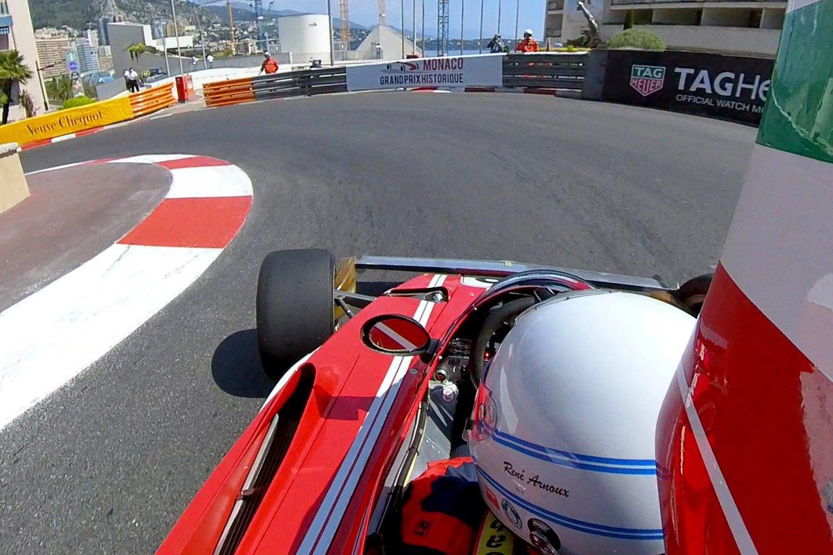 Rene Arnoux, Ferrari