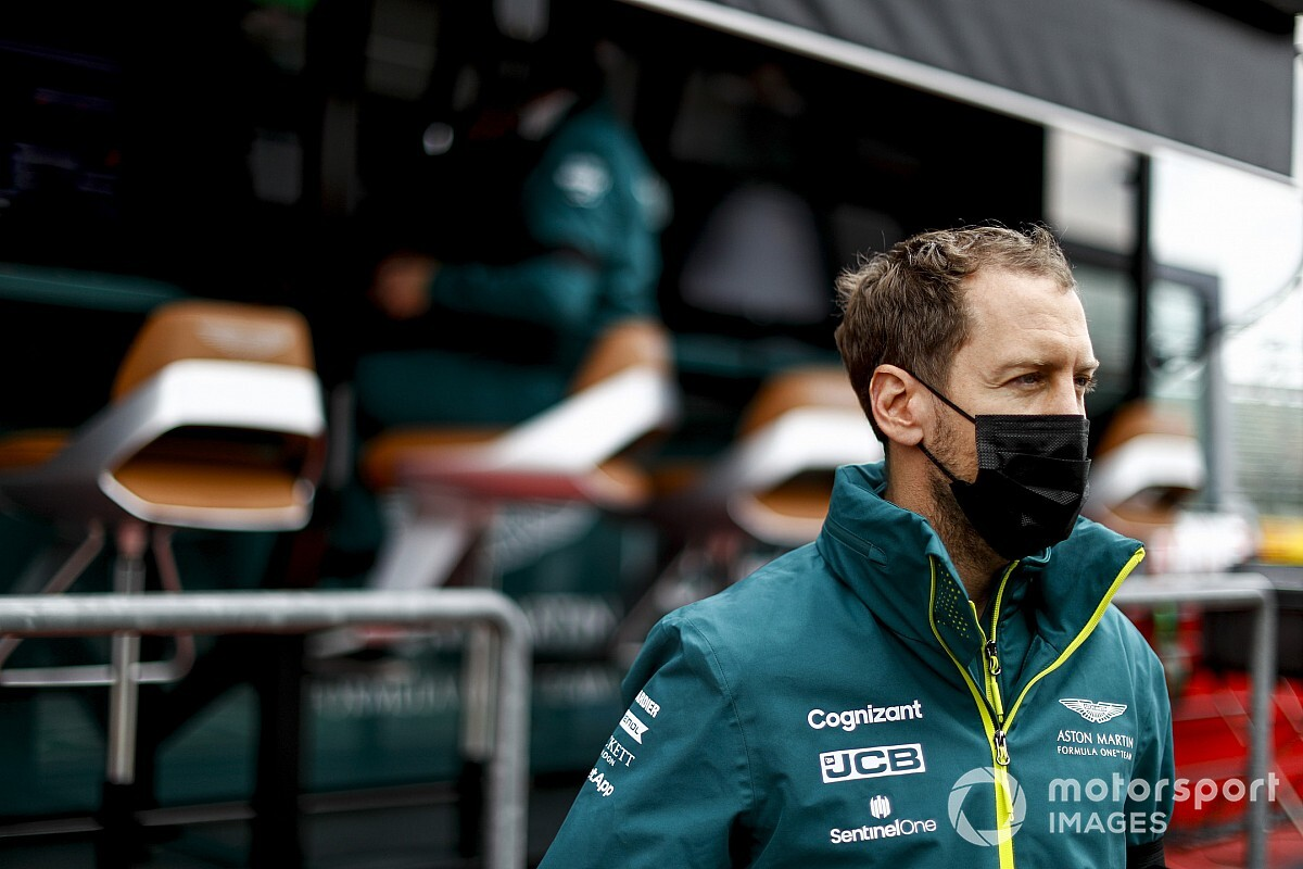 Vettel not beating himself up over Aston struggles - Motor Informed