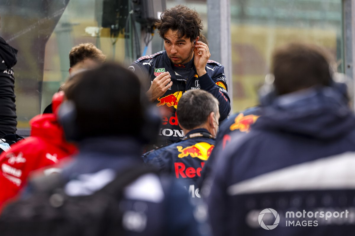 Sergio Perez, Red Bull Racing,
