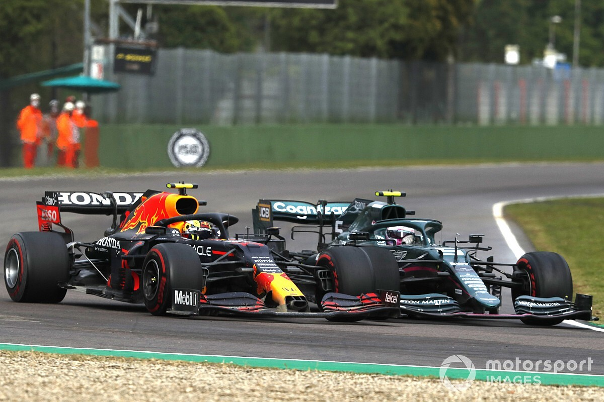 """Why Imola was """"brutal"""" for F1 drivers who modified groups - Motor Informed"""