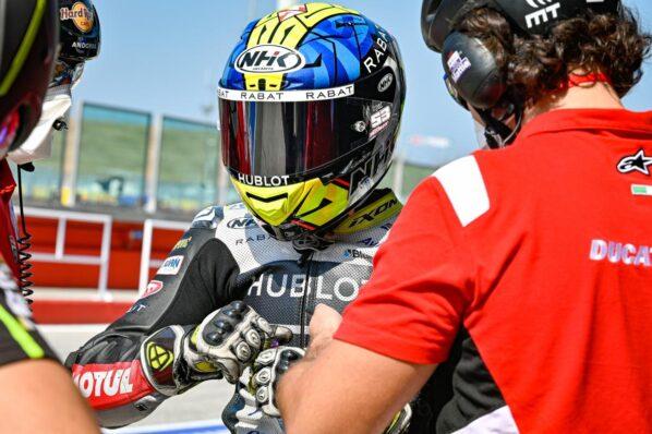 Tito Rabat will exchange Jorge Martin in Jerez - GP Inside - Motor Informed