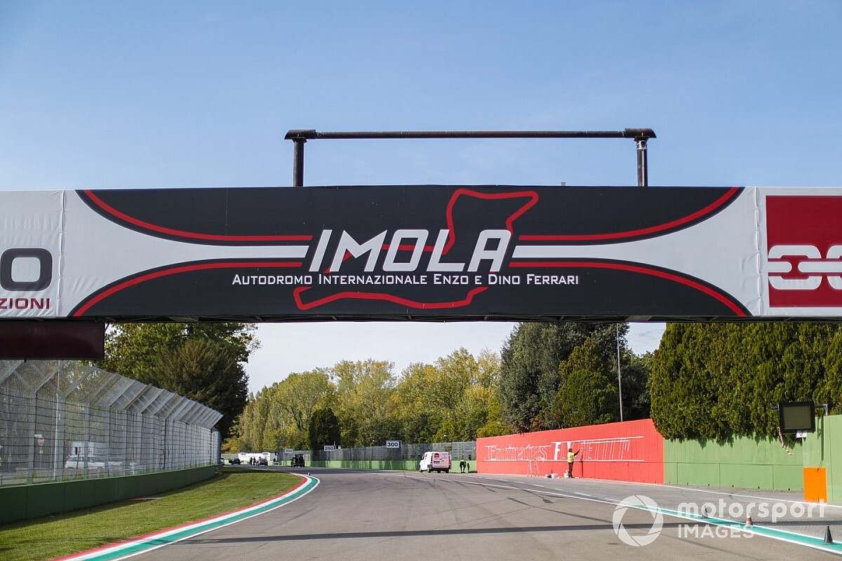 2021 F1 Emilia Romagna GP session timings and preview - Motor Informed