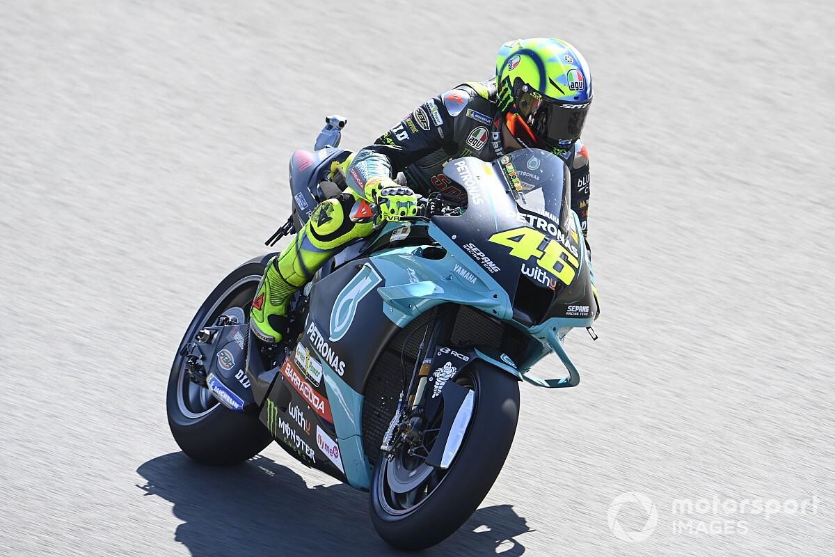 """Rossi """"extra assured"""" after Portugal MotoGP race - Motor Informed"""