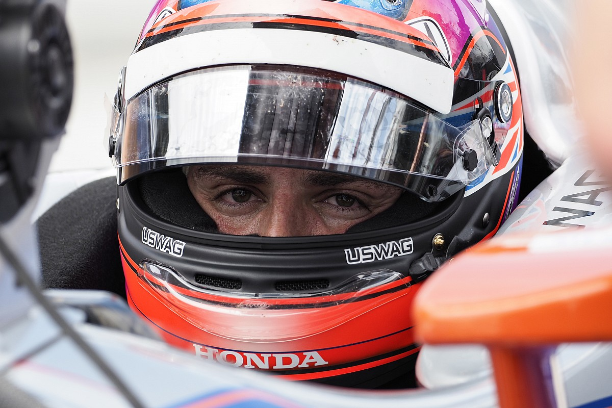 Stefan Wilson plans to use classes discovered from Justin for Indy 500 - Motor Informed