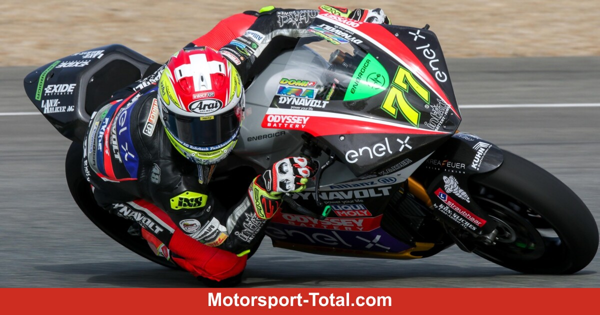 Aegerter and Tulovic confident after strong tests - Motor Informed