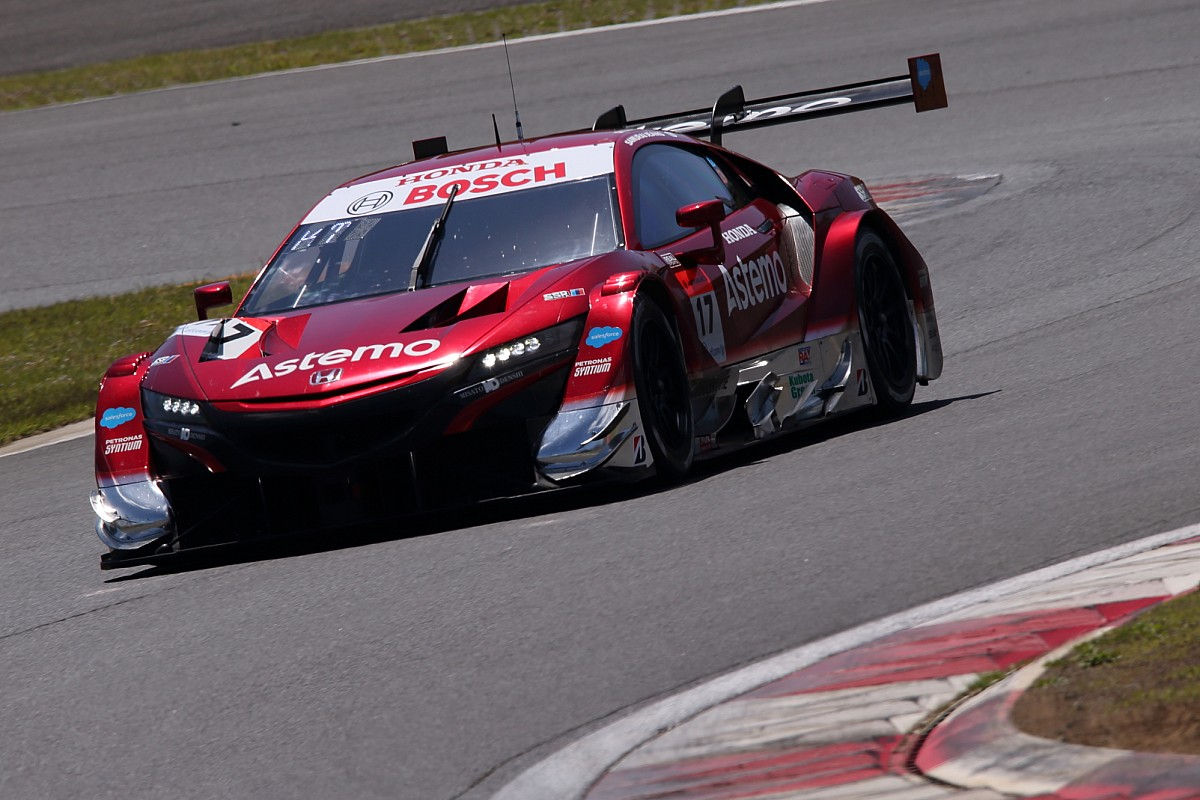 Fuji Tremendous GT: Actual Racing Honda holds on to win after late drama - Motor Informed