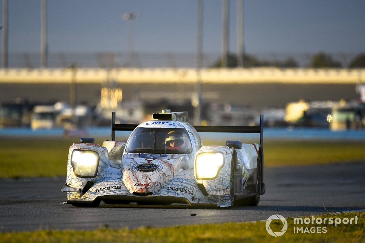 Daytona 24 Hours LMP2 winner Kyle Tilley to make NASCAR debut at COTA - Motor Informed