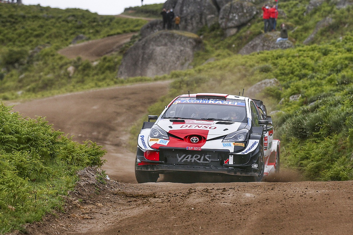 """A """"excellent"""" rally wouldn't have been sufficient to beat Evans - Motor Informed"""