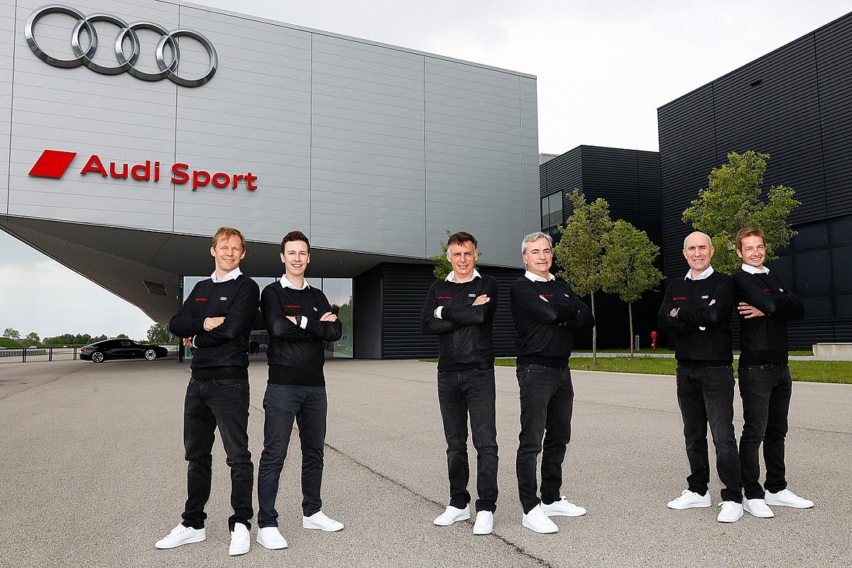 Audi enlists Peterhansel and Sainz for Dakar 2022 - Motor Informed