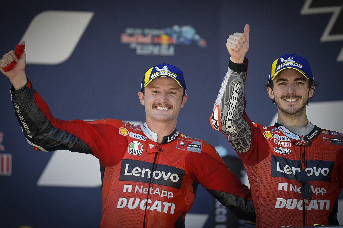 Ducati's nuanced pleasure after a historic double in Jerez - Motor Informed