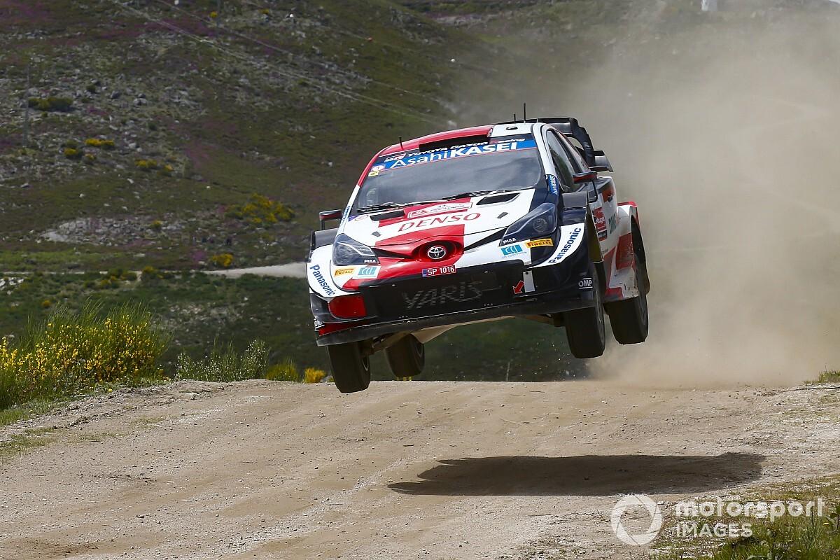 Elfyn Evans smiles once more as he wins Rally Portugal - Motor Informed