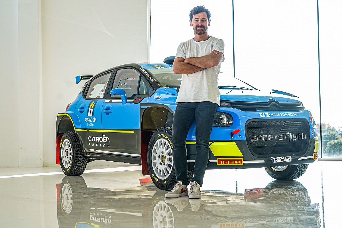 Former OM coach tries his hand on the WRC and nonetheless desires of the Dakar - Motor Informed