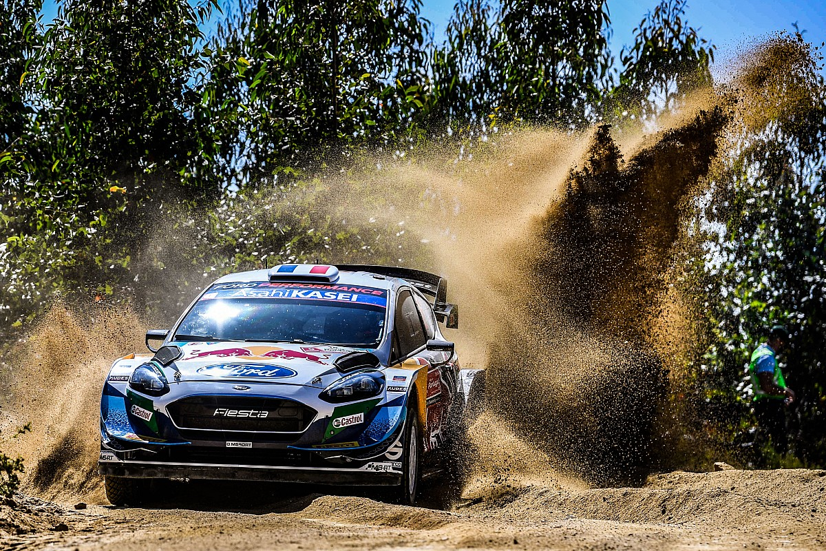 Hybrid is not going to be used as a efficiency benefit in WRC - Motor Informed
