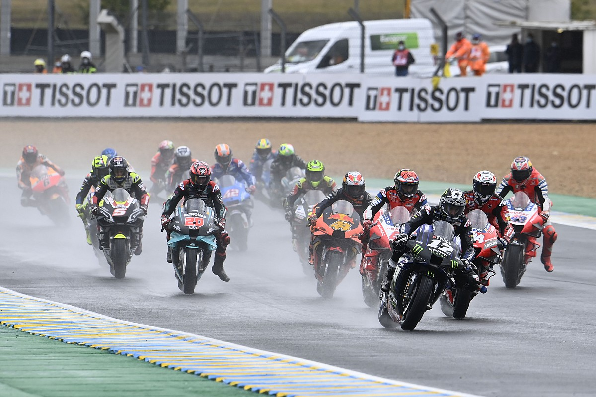 Michelin doesn't concern the rain for Le Mans - Motor Informed