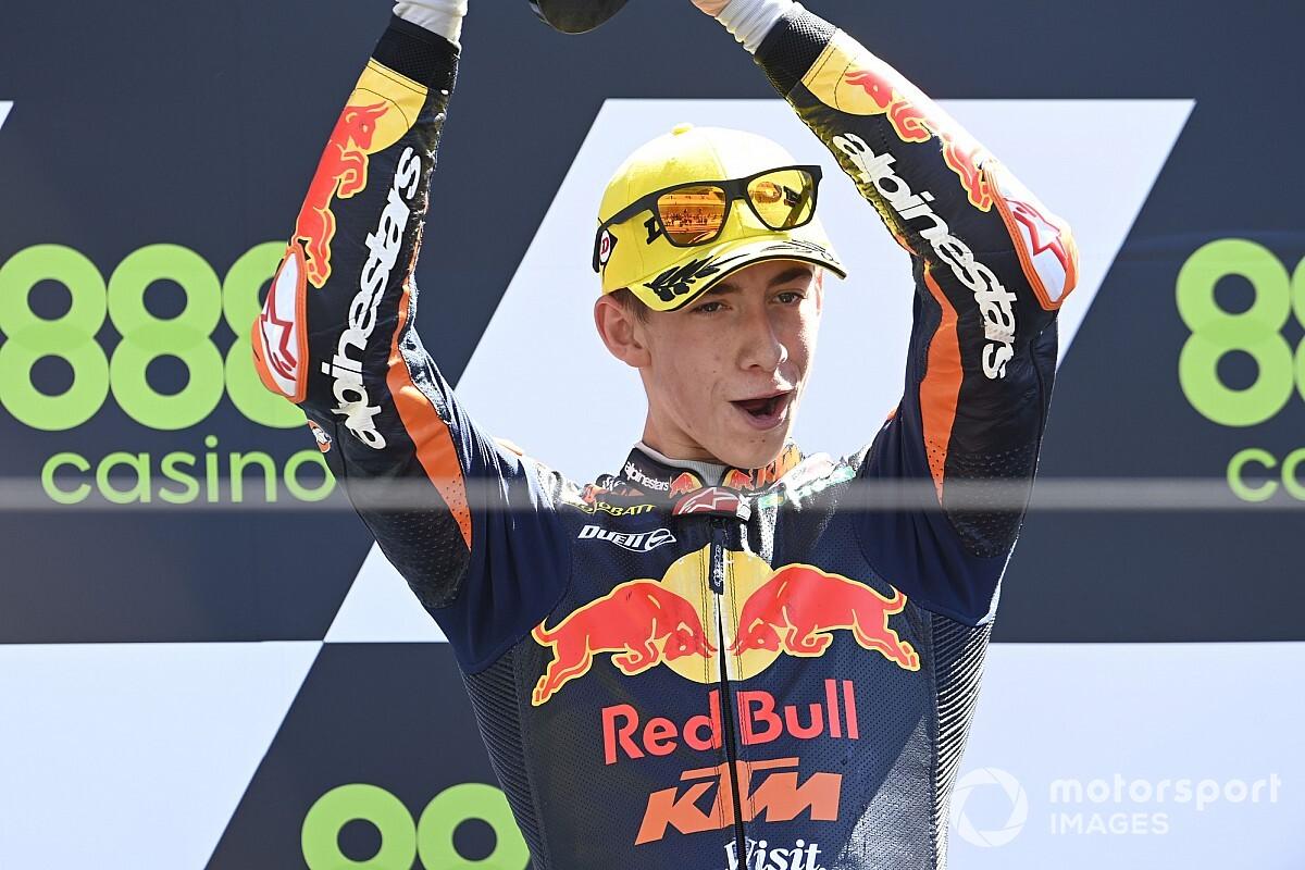 Moto3 prodigy, Acosta should not reduce corners in line with his elders - Motor Informed
