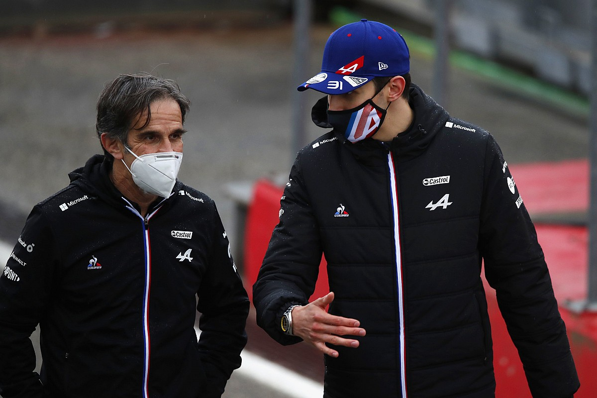 Ocon lets his administration negotiate his future at Alpine - Motor Informed
