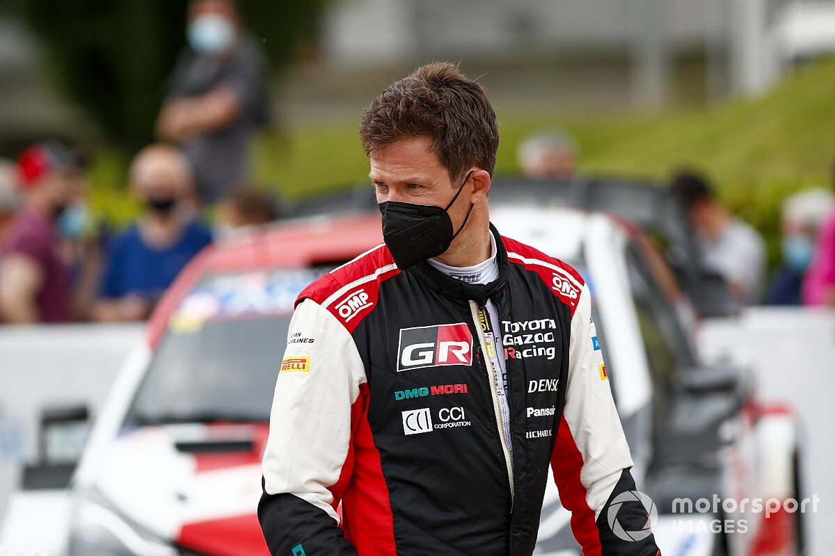 Ogier and Toyota to debate their plans for 2022 - Motor Informed