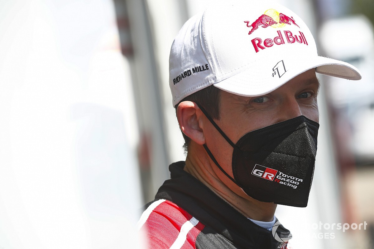 """Ogier does not need the rally """"to show right into a lottery"""" due to Pirelli - Motor Informed"""