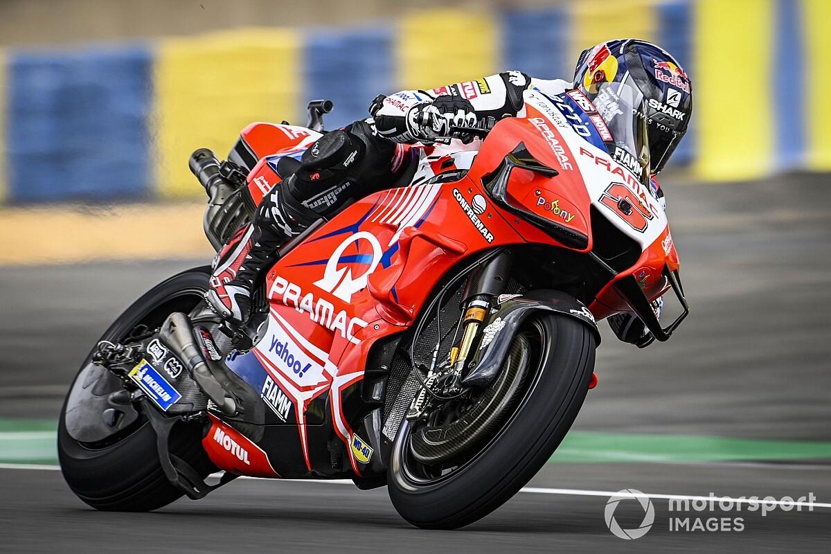 Pramac renews its settlement with Ducati - Motor Informed