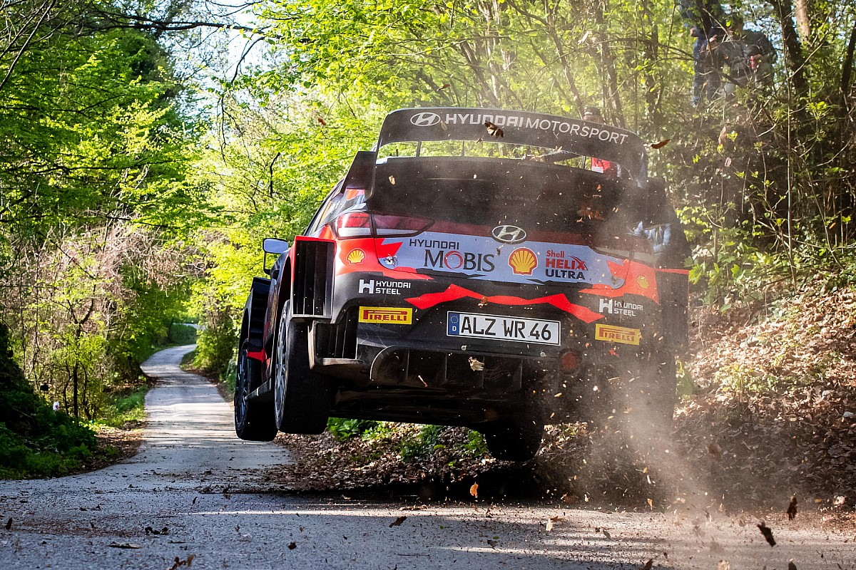 "Rally Croatia ""deserves"" to remain on WRC calendar - Motor Informed"