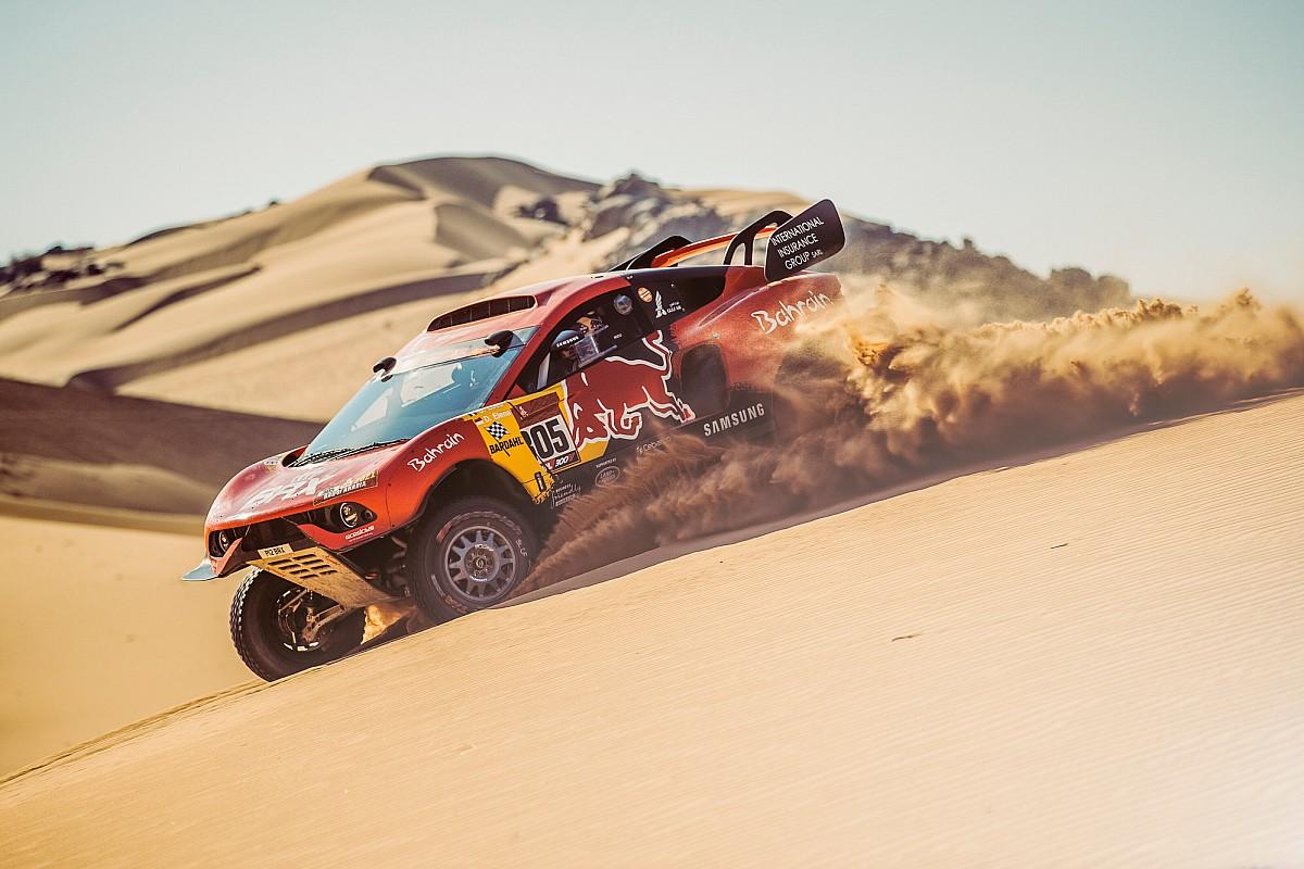 The Dakar won't simplify its navigation for Loeb and Sainz - Motor Informed
