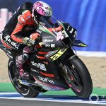"Gresini changing into Aprilia MotoGP satellite tv for pc can be ""romantic"" - Motor Informed"
